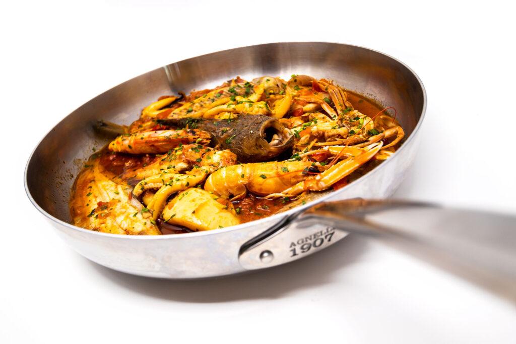 ristorante pesce Porto Sant'Elpidio
