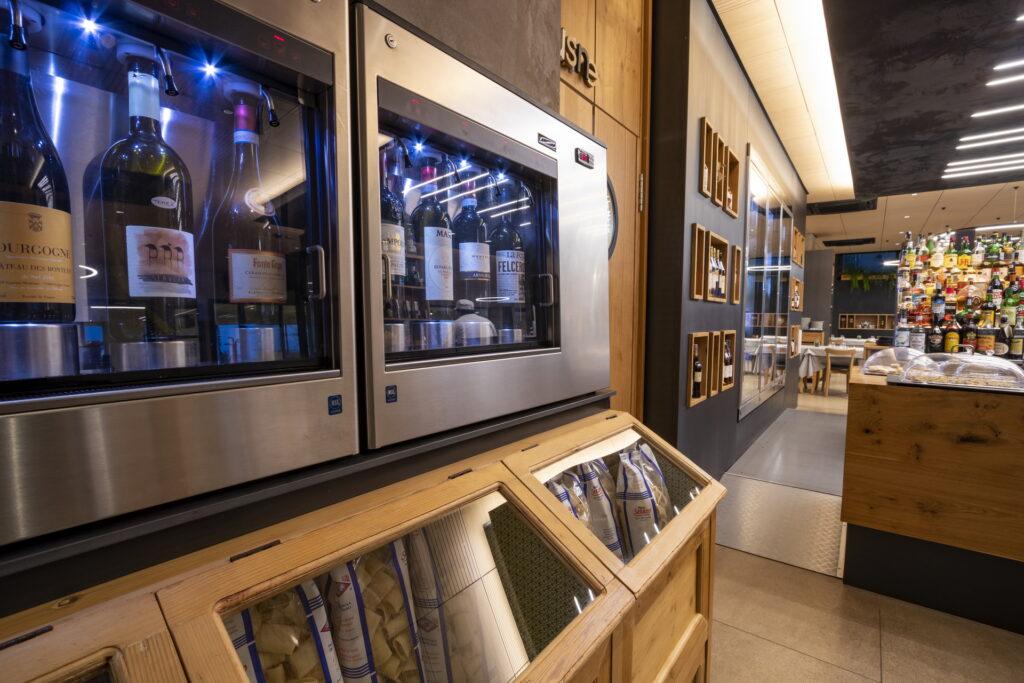 Ristorante vini di qualità a Porto Sant'Elpidio