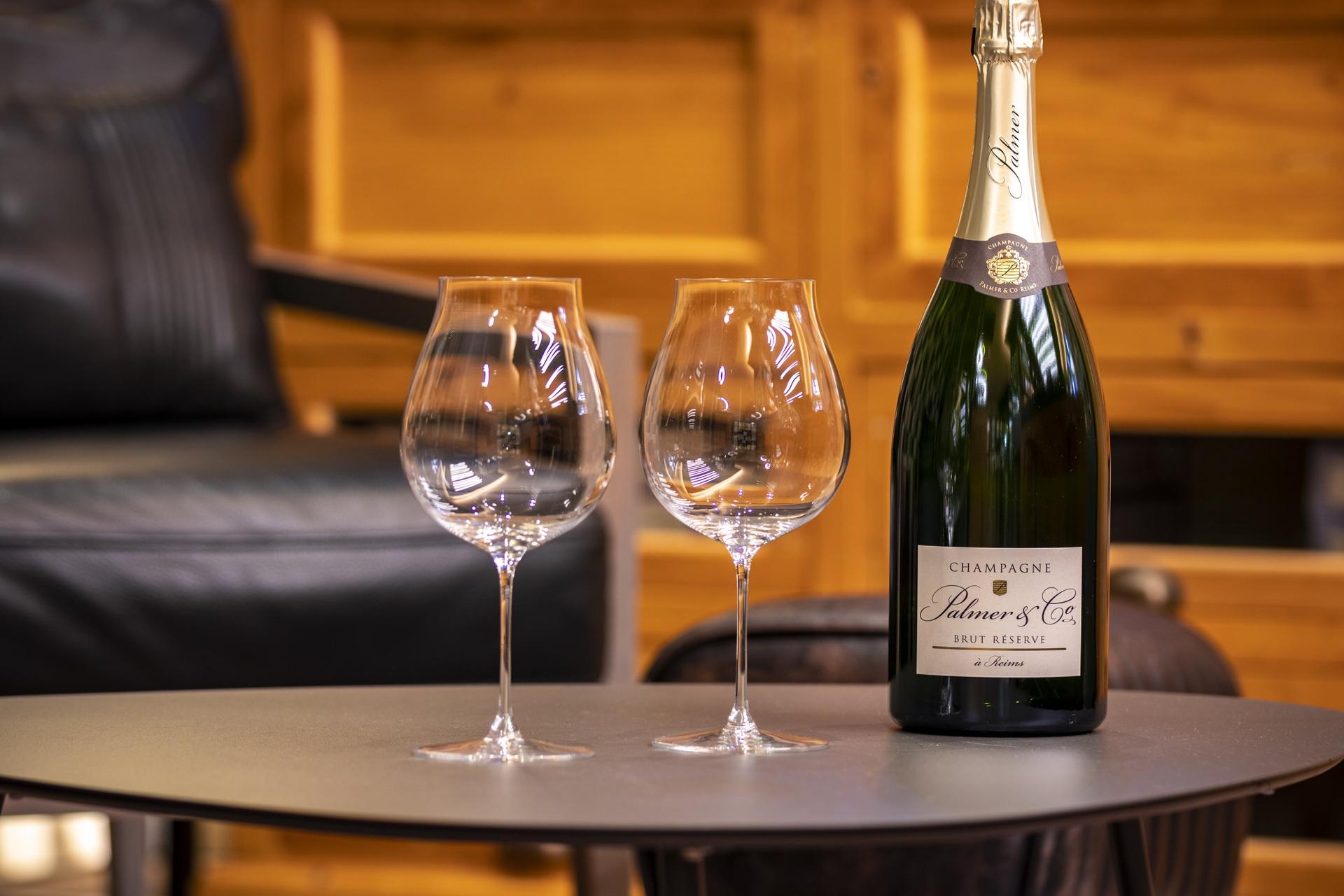 ristorante manhattan champagne